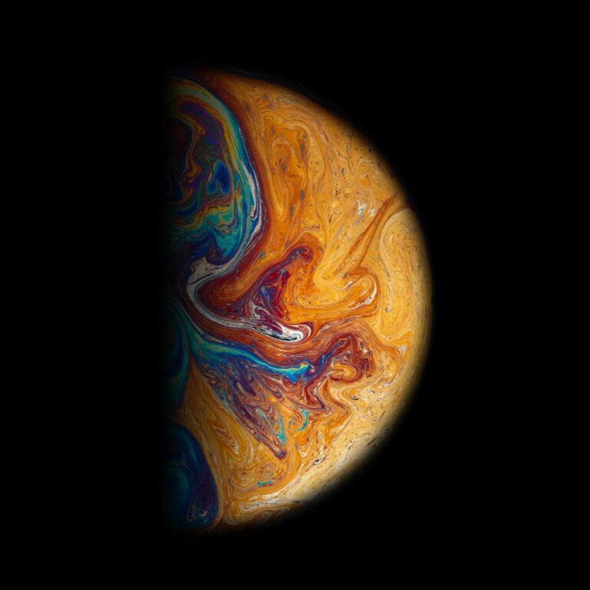 Hay muchos planetas con océanos y continentes en la Vía Láctea