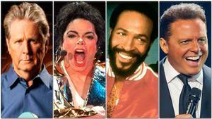 Murry Wilson, Michael Jackson, Marvin Gaye y Luis Miguel
