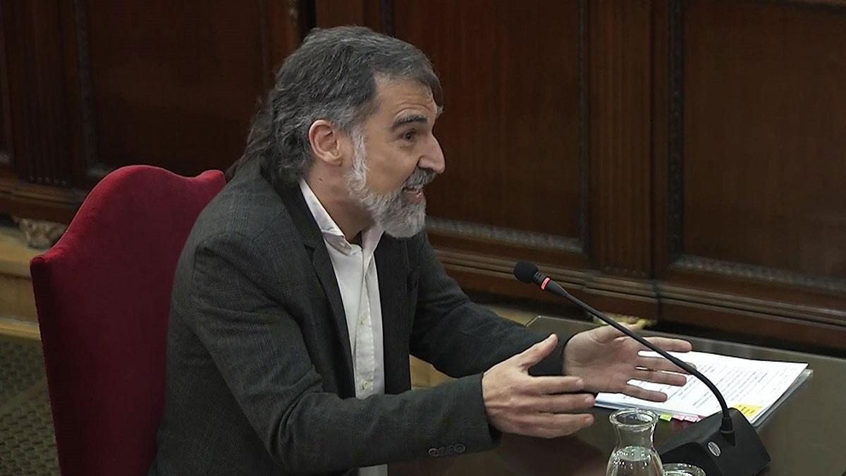 """Jordi Cuixart: """"Els espanyols han d'estar orgullosos de l'1-O"""""""