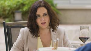 Isabel Díaz Ayuso en 'Mi casa es la tuya'.