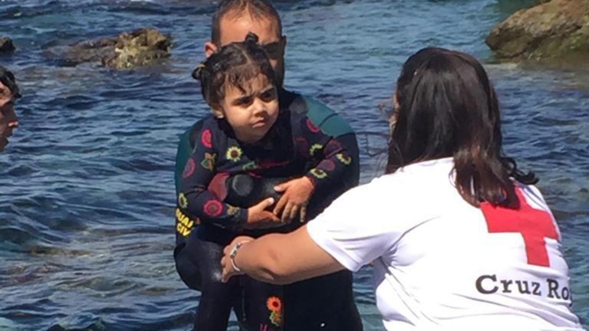 Así será el reparto por autonomías de los 200 menores de Ceuta