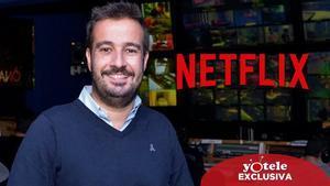 Álvaro Díaz ficha por Netflix para dirigir su área de entretenimiento tras su salida de Zeppelin