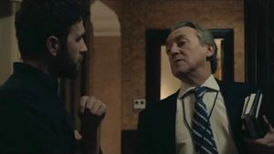"""El tenso encontronazo de Gonzo y Hermann Tertsch en 'Salvados': """"Usted ya me da pereza"""""""