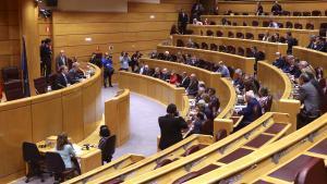 Primera reunión de la Comisión ya constituida.