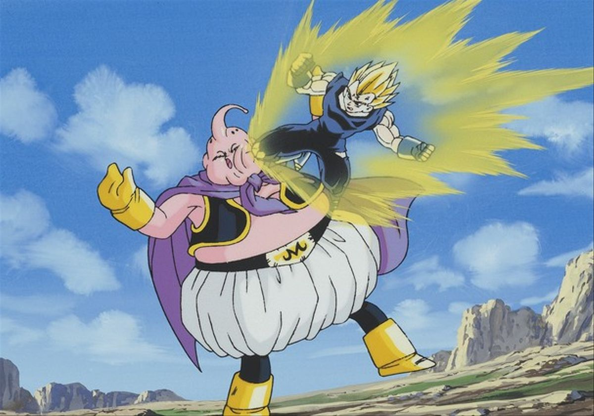 Imagen de la serie del Super 3 'Bola de drac Z Kai'.