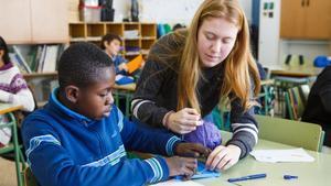 Aprenents de mestre a les escoles