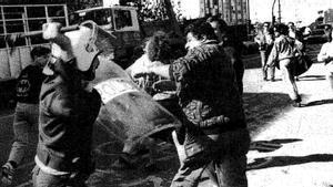 El 'backstage' de la 'intifada del Besós'
