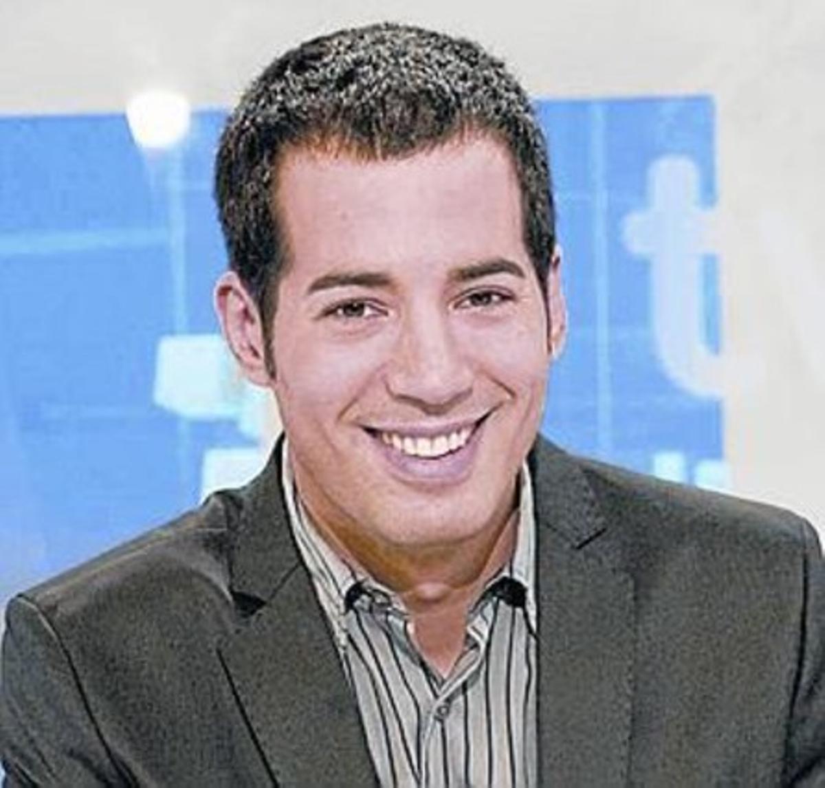 El periodista y escritor Oriol Nolis