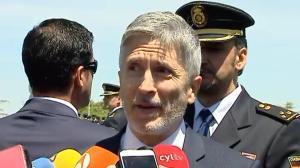 Grande-Marlaska vol treure les concertines de la tanca de Melilla i Ceuta