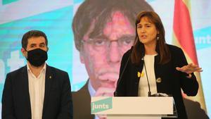 JxCat tapa su derrota aferrándose a la mayoría independentista
