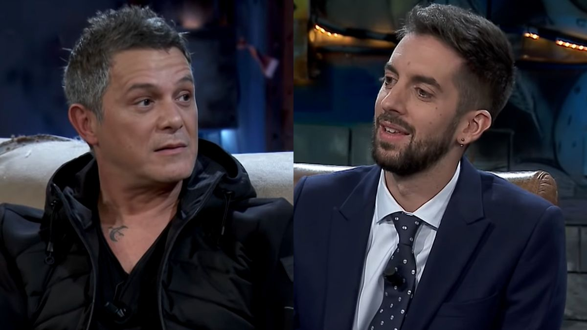 """Alejandro Sanz desvela lo que opina Miguel Bosé sobre Broncano: """"¿No te sientes mal?"""""""