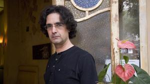 El escritor Vicenç Pagès.
