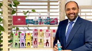 Alfonso Pérez, CEO de Cristalinas