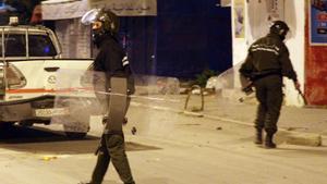 Prop de 650 detinguts durant tres nits de disturbis a Tunísia