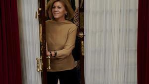 María Dolores de Cospedal: L'últim revés a l'escudera de Rajoy