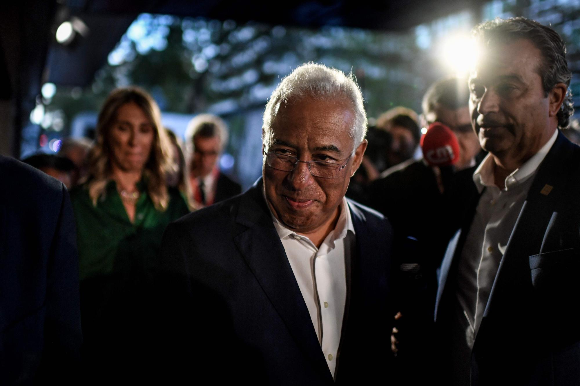 Costa llama a repetir la alianza de izquierdas en Portugal
