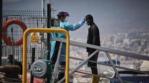 La migració satura les Canàries