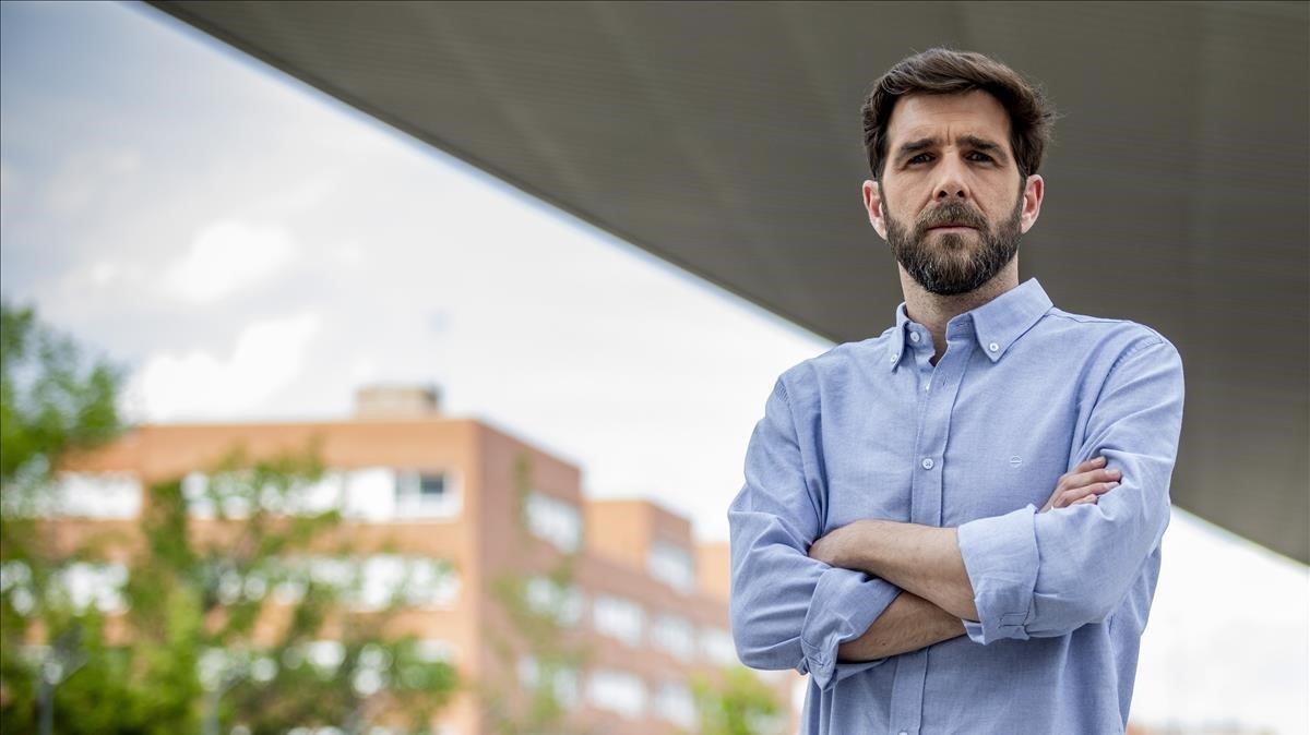 Fernando González, Gonzo, nuevo presentador de 'Salvados' (La Sexta).