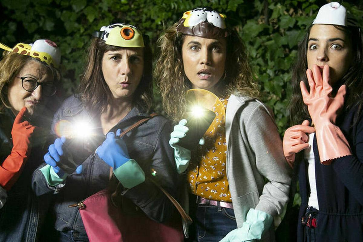 Las 'Señoras del (h)AMPA' se mudan a Cuatro: Virginia intentará dar con el paradero de Ramón