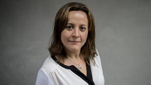 Cristina Tardáguila, periodista brasileña y directoraadjunta delInternational Fact-Checking Network