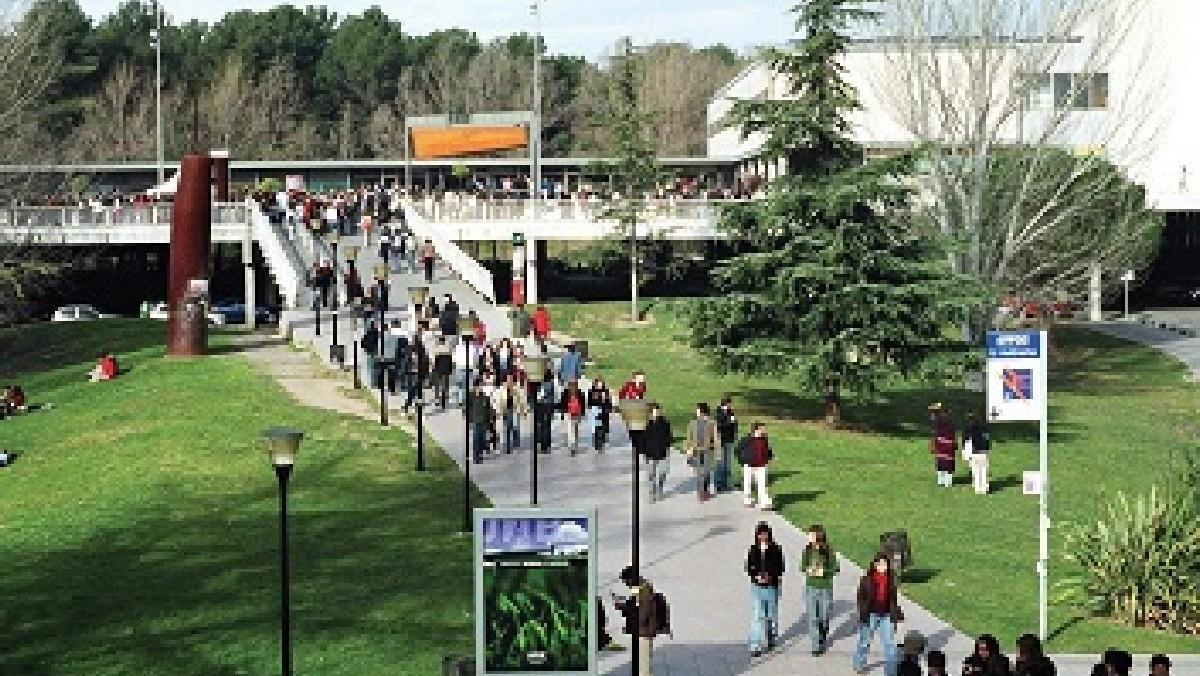 Campus de la UAB.