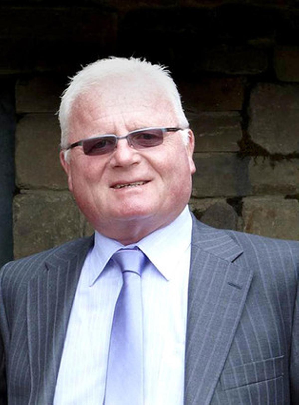 El multimillonario británico Jimi Heselden, en una foto de archivo.