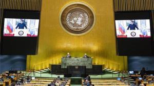Discurso de Nicolás Maduro en la ONU.