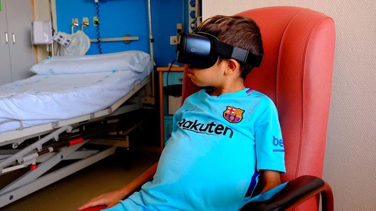 Realidad Virtual: cuando las nuevas tecnologías van más allá del ocio