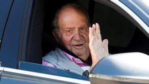 Juan Carlos I, en una imagen de archivo.