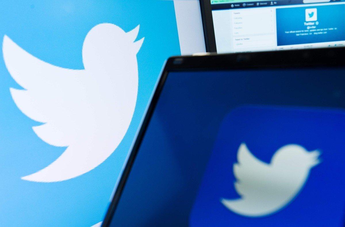 Imagen del logo de Twitter.