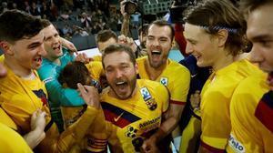 El Barça, proclamat campió de la Lliga d'handbol