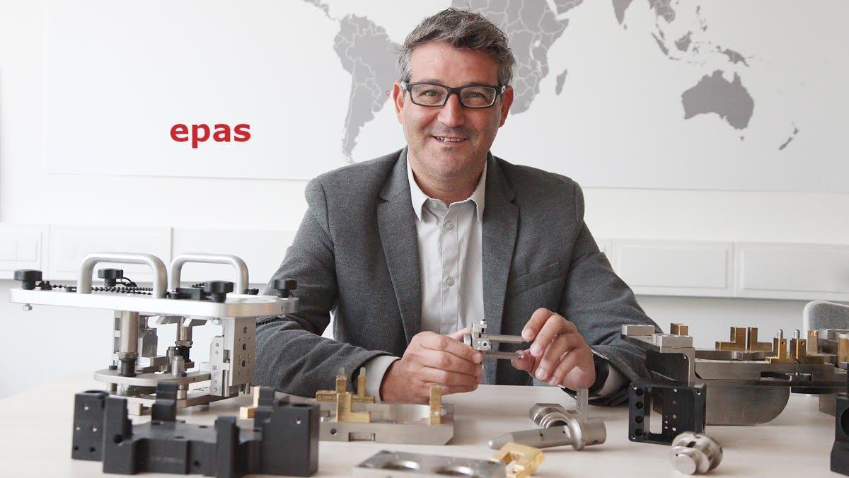 Miquel Sorolla, responsable de operaciones de EPAS Trade.
