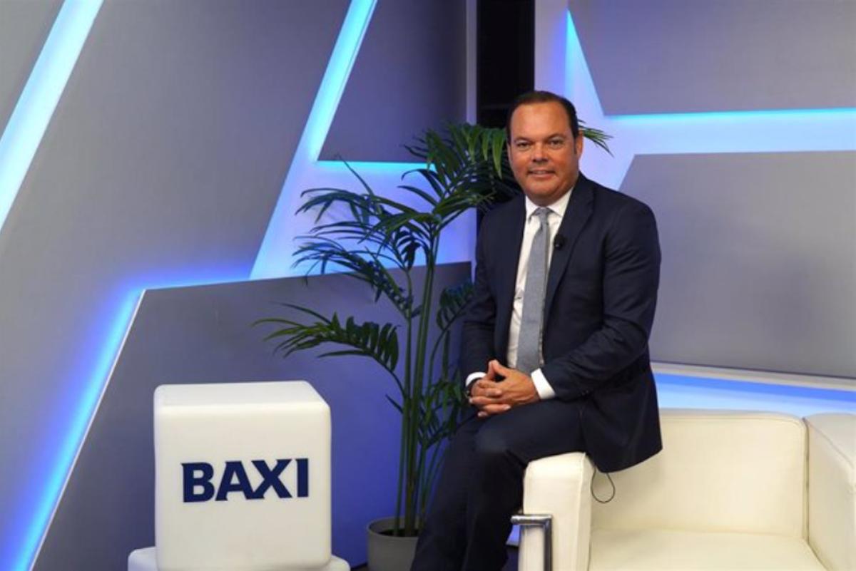 El consejero delegado de Baxi, Jordi Mestres.