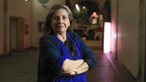 La presidenta de la Acadèmia de Cinema Català Isona Passola.