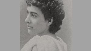 Elizabeth Magie, en un retrat de 1892.