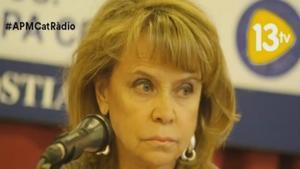 La periodistaKarmentxu Marín.