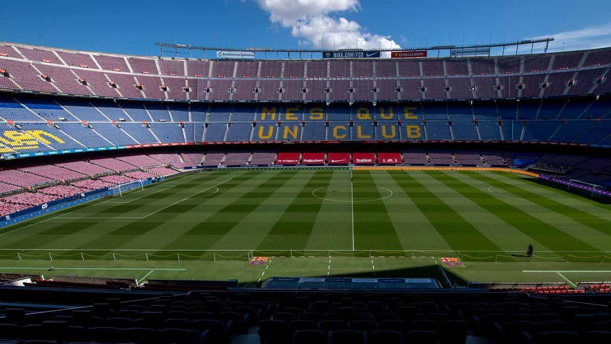 El Govern permetrà un Gamper amb un 20% de públic al Camp Nou