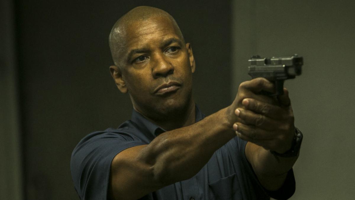 Denzel Washington en una escena de 'The equalizer: el protector'.