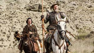 Una imagen de 'El hombre que mató a Don Quijote', de Terry Gilliam.