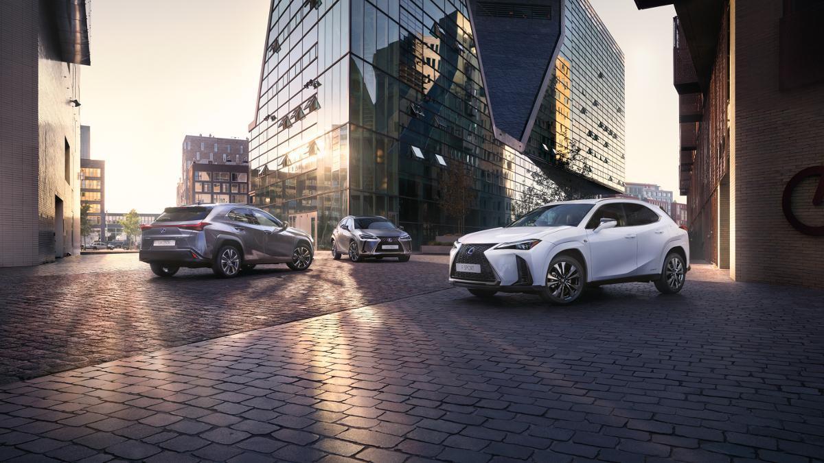Lexus UX 250h 2022: novedades, equipamientos, fotos y precios