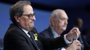 Sánchez clausurará la 35 Reunió Cercle d'Economia y Torra la abrirá