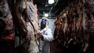 La carn, un bé de luxe a l'Argentina