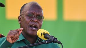 El presidente de Tanzania gana las elecciones entre sospechas de fraude
