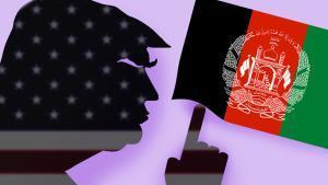 Los juegos secretos de Trump con los talibanes