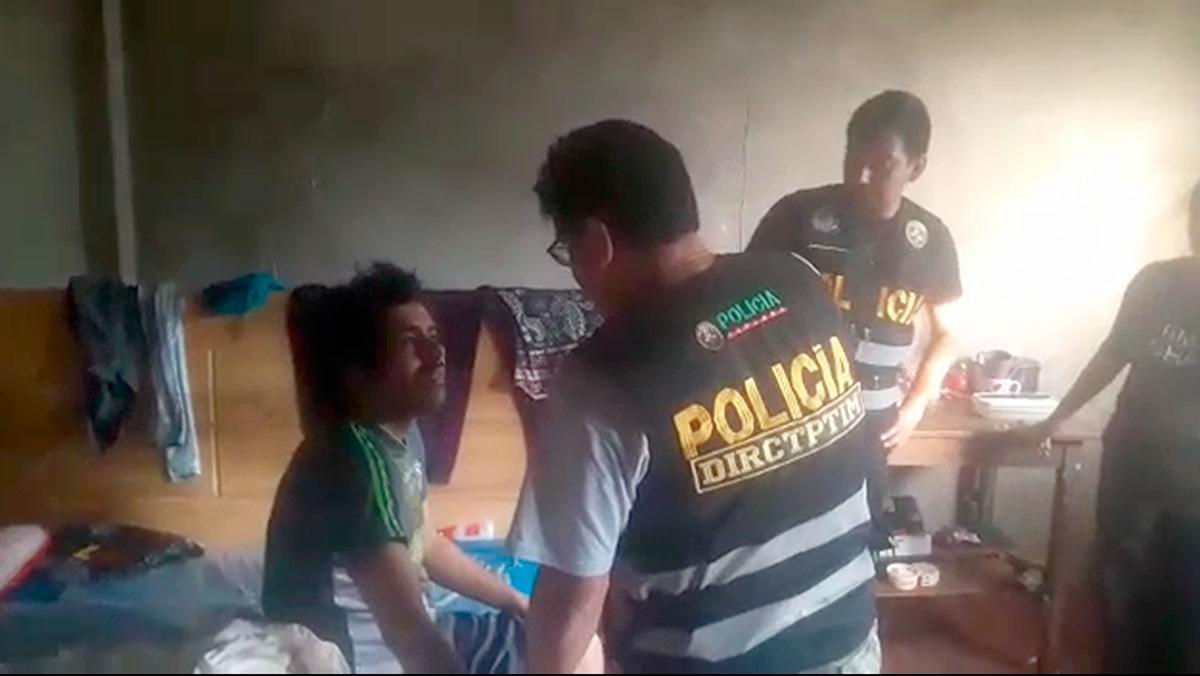 Así fue la detención del gurú que captó a una joven de Elche.