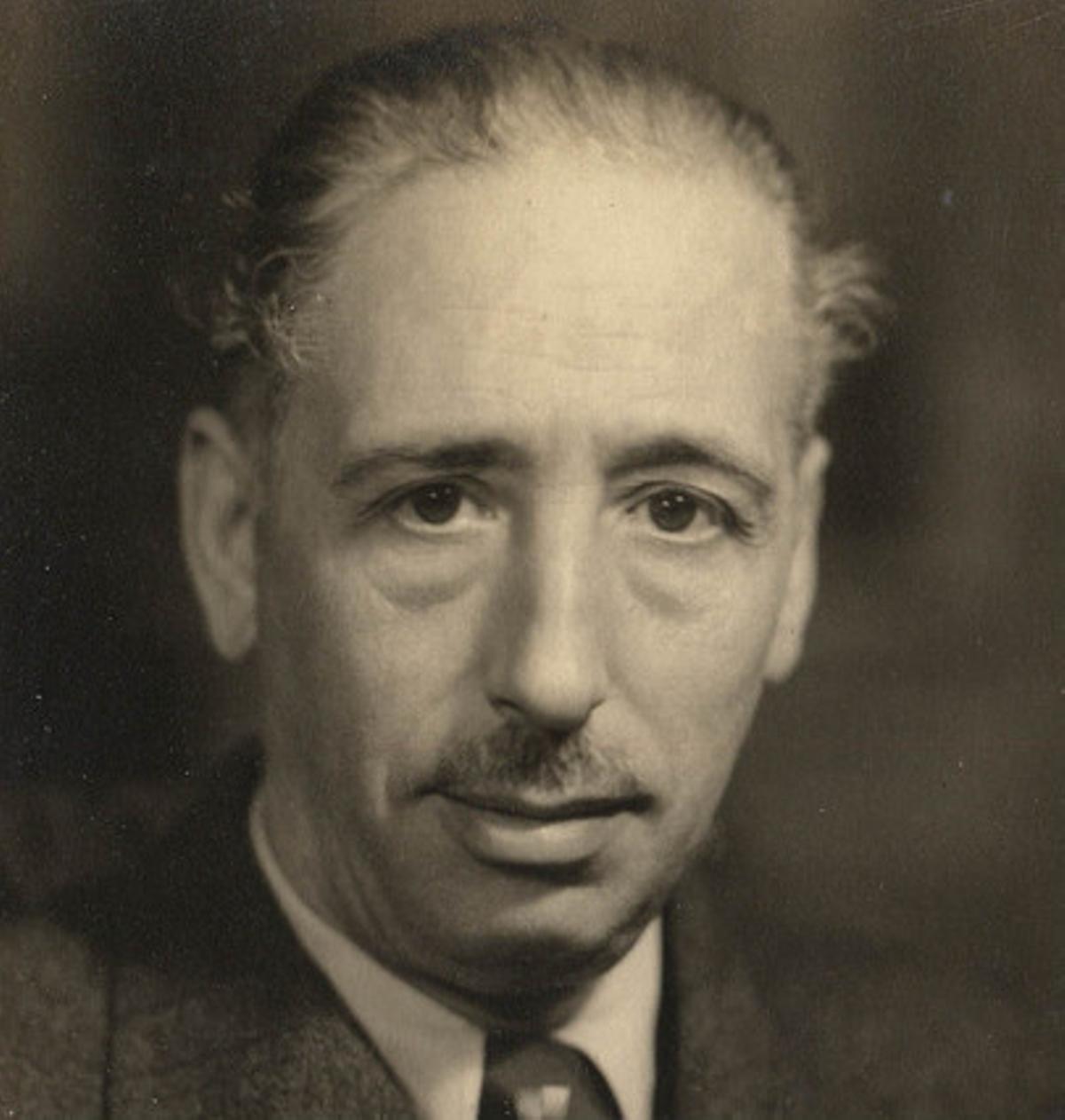 El ex president de la Generalitat, Lluís Companys.