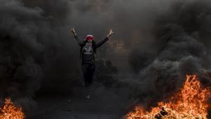 Esclat social al Líban després d'una caiguda històrica de la moneda