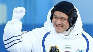 L'astronauta japonès que va dir haver crescut nou centímetres ara diu que només en van ser dos