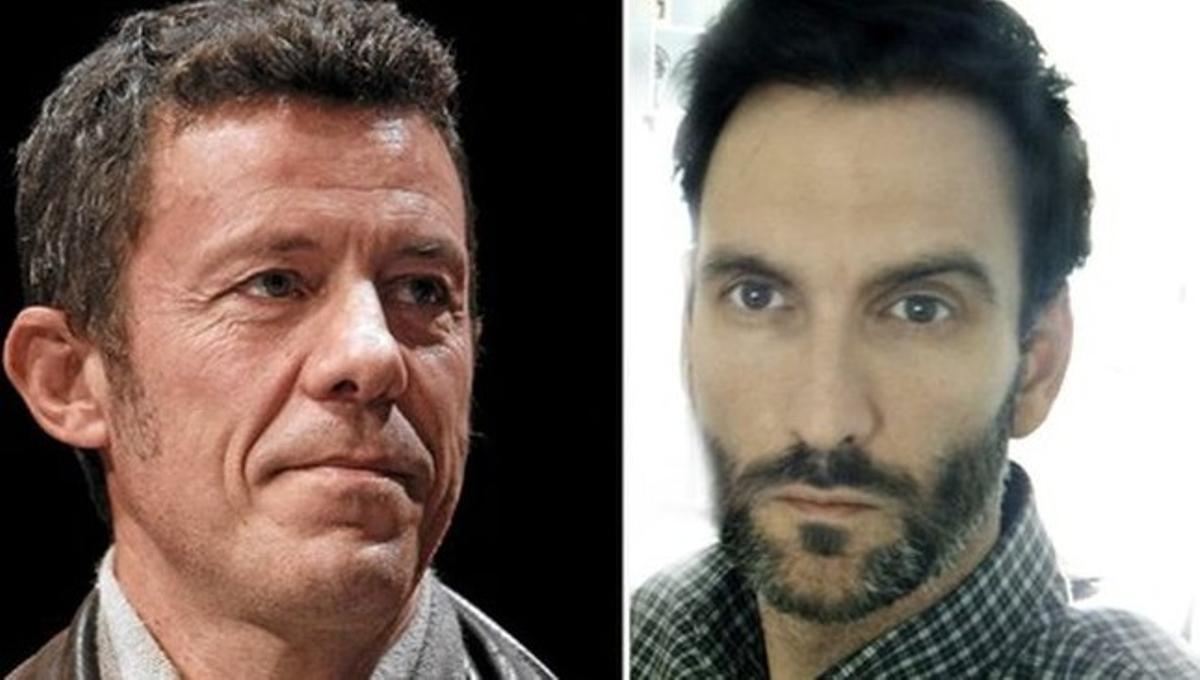 El reportero de 'El Mundo' Javier Espinosa (izq.) y el fotográfo freelance Ricard Garcia Volanova (dcha.) todavía permanecen retenidos.
