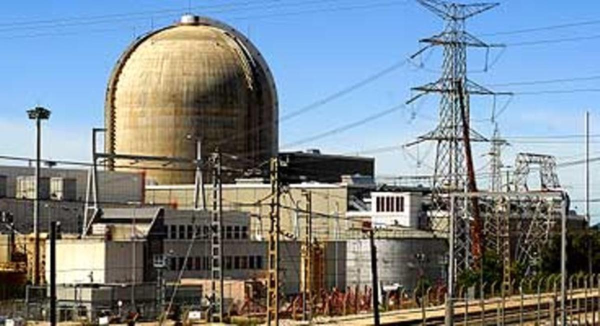 Central nuclear de Vandellòs 2.